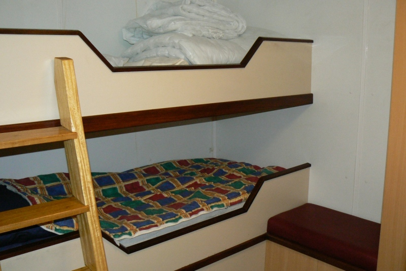 Comfortable Bunks