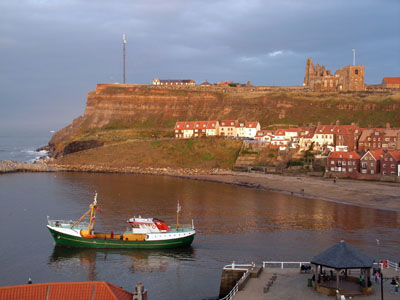 The Dancer Leaving Whitby